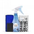 洗車工具五件套裝清潔洗車液擦車