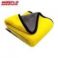 BT-4004 Marflo Car Wash Super Thick MicrofiberCar Care Cloth  Ultra Absorbancy watherCar Clean 30*40