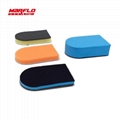 BT-KT022 MARFLO Car Wash Mud Magic Clay Pad Wax Sponge Block Clean Brush with Applicator 3 plus 1