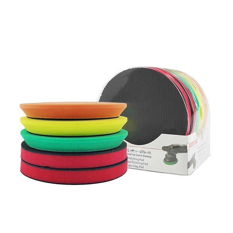 car wax sponge pads