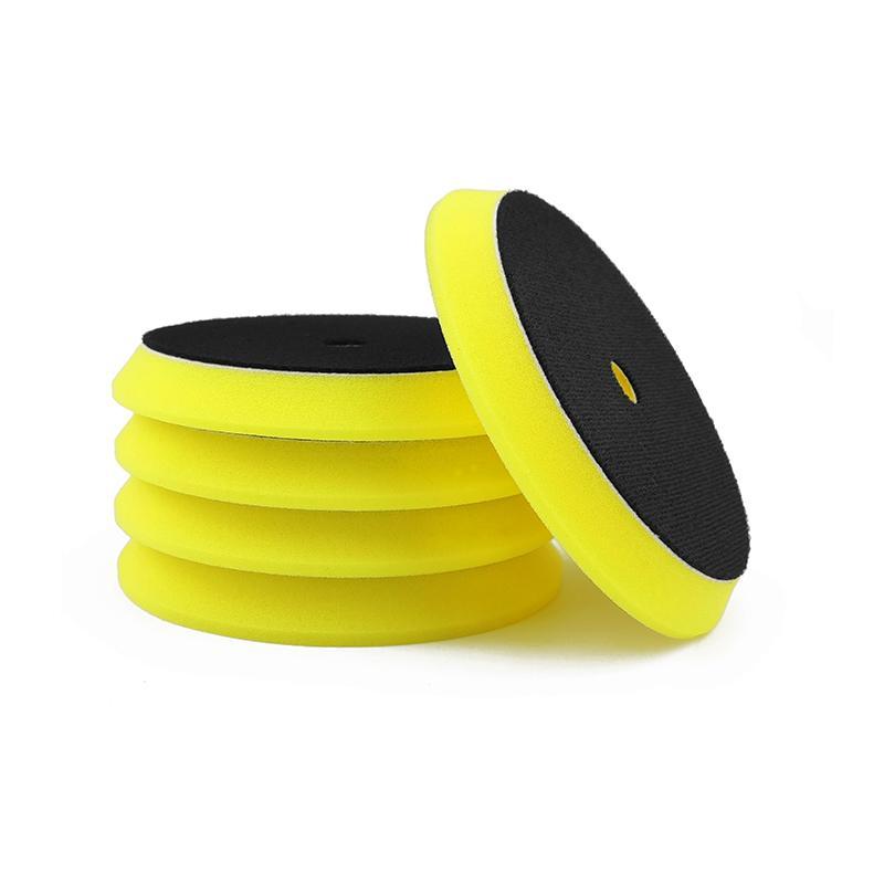 Sponge buffing pads