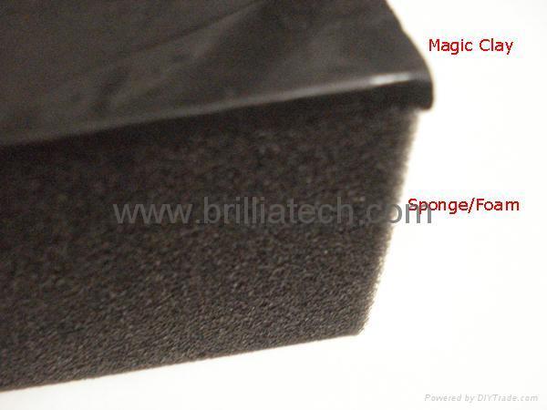 magic clay block