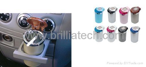 Car ashtrays