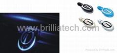 Brilliatech Mini-Ionizer Air Fresher