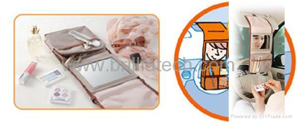 Automotive cosmetic cloth