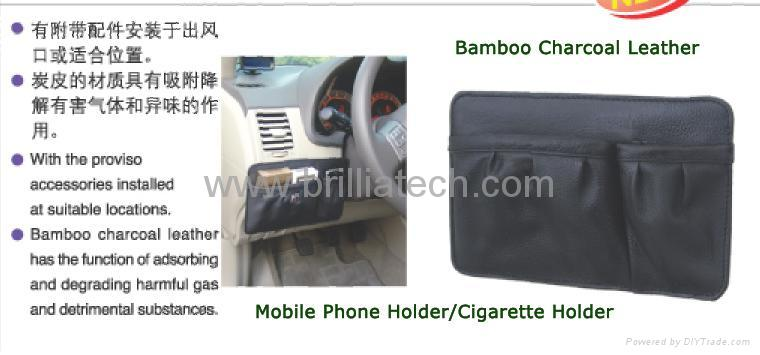 Car to receive package