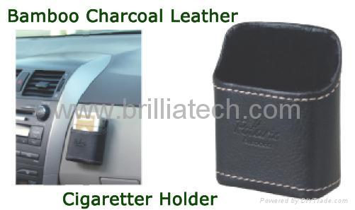 Leather to receive package