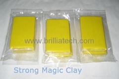 3pcs car wash clay bar p