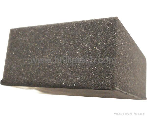 large size thick clay sponge block magic clay block auto detail wash shampoo