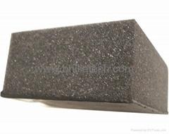 大号加厚火山泥面洗车海绵细孔吸水起泡块擦车棉去虫胶氧化层