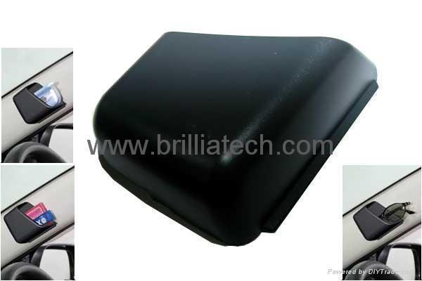brilliatech car accessories glasses multi holder bt0025. Black Bedroom Furniture Sets. Home Design Ideas