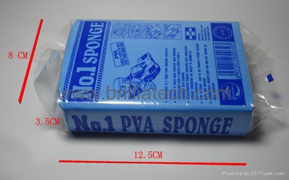 foamy sponge