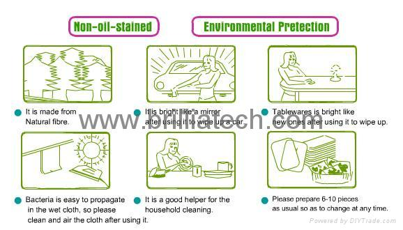 Brilliatech Car Detailing Germany Cleaning Cloth  2