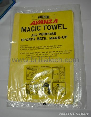 Brilliatech Car Detailing Germany Cleaning Cloth  3