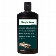 Brilliatech Car Detailing  Car Magic Polishing Wax  High-gloss