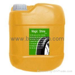 car wheel spray