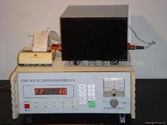 YDR-905工程材料熱物性參數測試儀