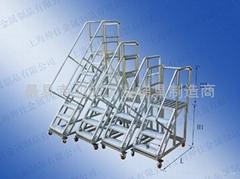 铝合金移动工作平台