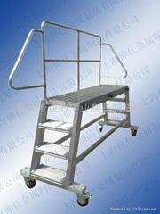 铝合金机械维修平台