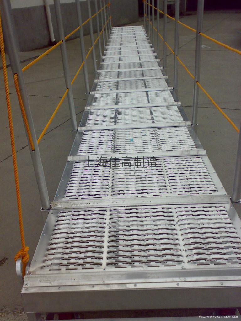 鋁合金跳板 2
