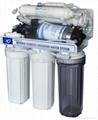溢泰康富乐RO反渗透纯水机净水