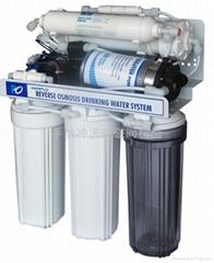 溢泰康富乐RO反渗透纯水机净水器 直饮水机