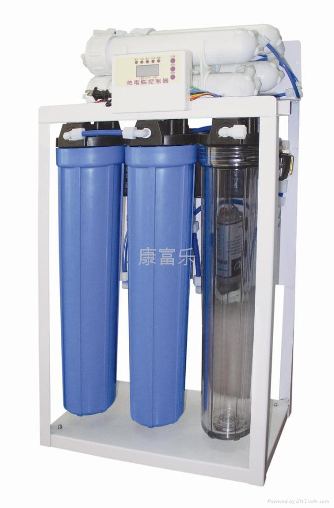 溢泰康富乐600G纯水机 直饮水设备 3