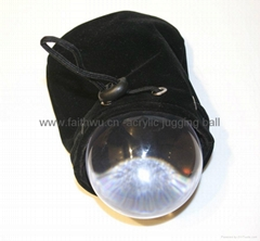 Ball Bag for Acrylic Contact Juggling Balls