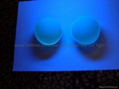 Clear UV j   ling acrylic ball
