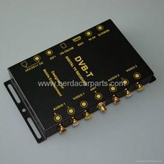 DVB-T Digital Car TV Receiver