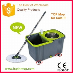 New product without electric floor mop from ISPINMOP