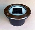 不鏽鋼太陽能環保埋地燈
