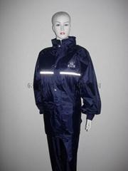 东莞诗琪分体式雨衣