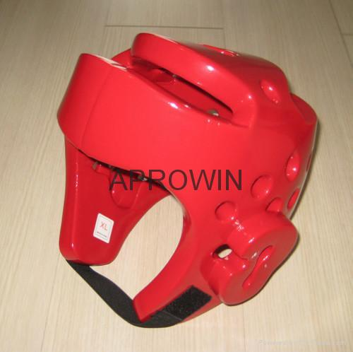 Taekwondo head gear head guard TKD helmet