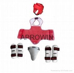 Taekwondo protective gear 5set pack