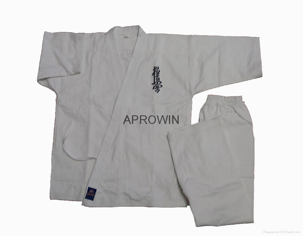 Karate Gi Kyokushinkai Karate uniform  1