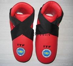 ITF foot protector