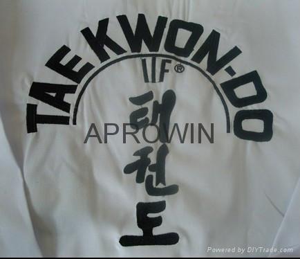 ITF uniform ITF dobok 1