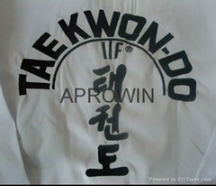 ITF uniform ITF dobok