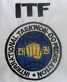 ITF uniform ITF dobok