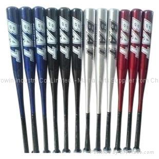 Aluminum baseball bat 1