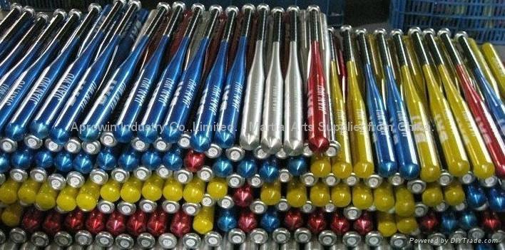 Aluminum baseball bat 3