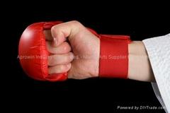Karate hand mitt karate glove (Hot Product - 1*)