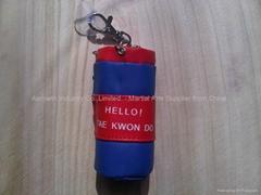 Taekwondo keyrings accessories