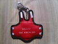 Taekwondo keyrings accessories