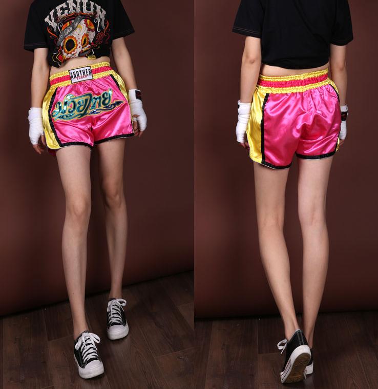 泰拳短裤 6