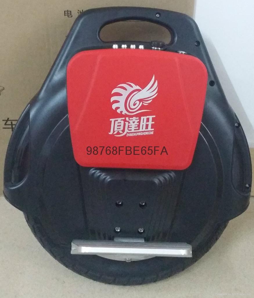 电动自平衡车 4