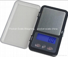 333 pocket scale with nice surface
