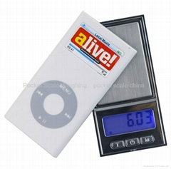 Electronic Mini Scale
