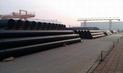 3LPE external coating pipe